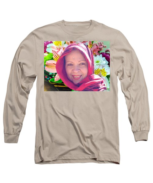 Woman Long Sleeve T-Shirt