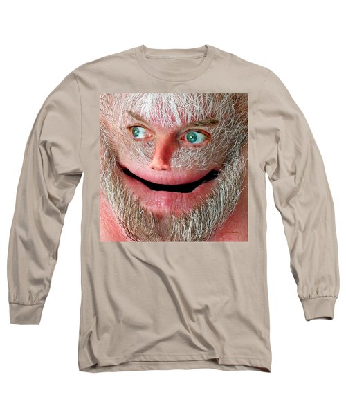 Wondering Harry Long Sleeve T-Shirt