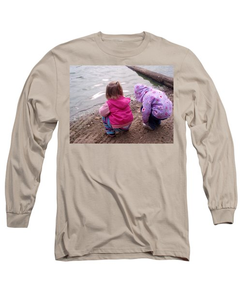 Wondering Innocence Long Sleeve T-Shirt