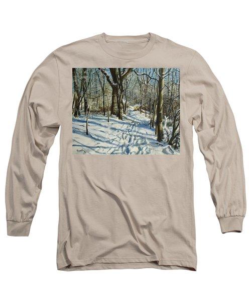 Woodland Journey Long Sleeve T-Shirt