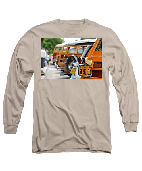 Woodys On Ocean Avenue  Long Sleeve T-Shirt