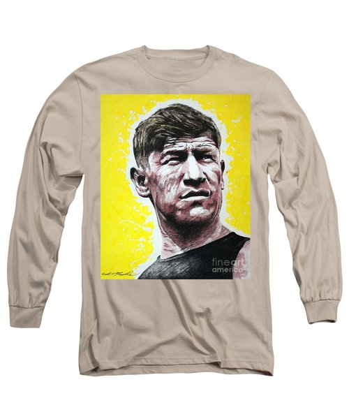Worlds Greatest Athlete Long Sleeve T-Shirt