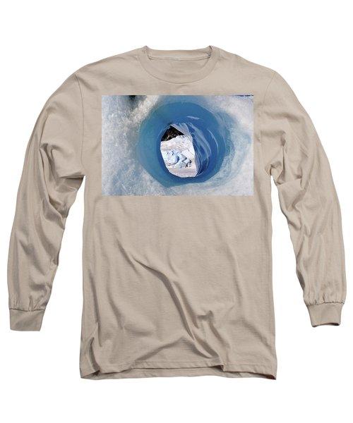 Wormhole 2 Long Sleeve T-Shirt