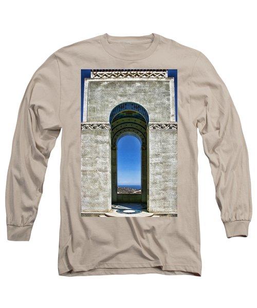 Wrigley's Memorial By Diana Sainz Long Sleeve T-Shirt