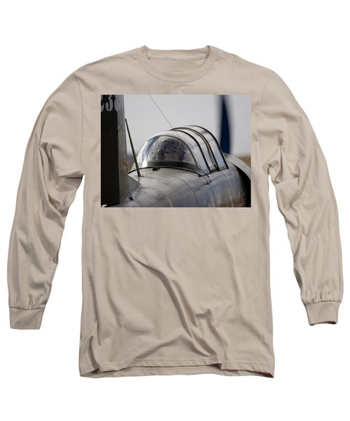 Yak Yak Long Sleeve T-Shirt by Paul Job