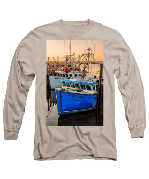 Yarmouth Harbour Long Sleeve T-Shirt