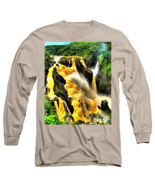 Yellow River Long Sleeve T-Shirt