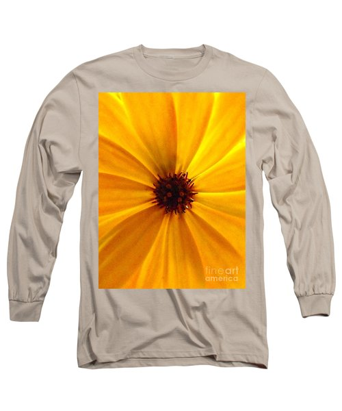 Yellow Splendour Long Sleeve T-Shirt
