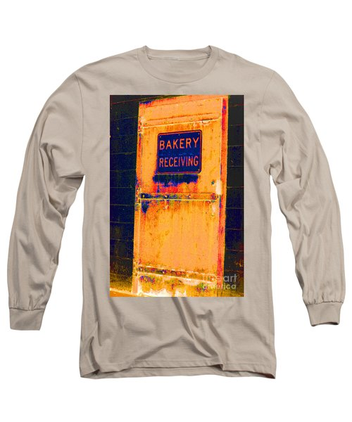 Long Sleeve T-Shirt featuring the photograph Yesterday's Bread by Christiane Hellner-OBrien