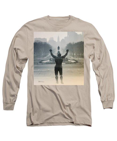 Yo Adrian Long Sleeve T-Shirt