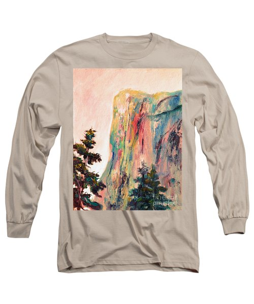 Yosemite El Capitan Long Sleeve T-Shirt