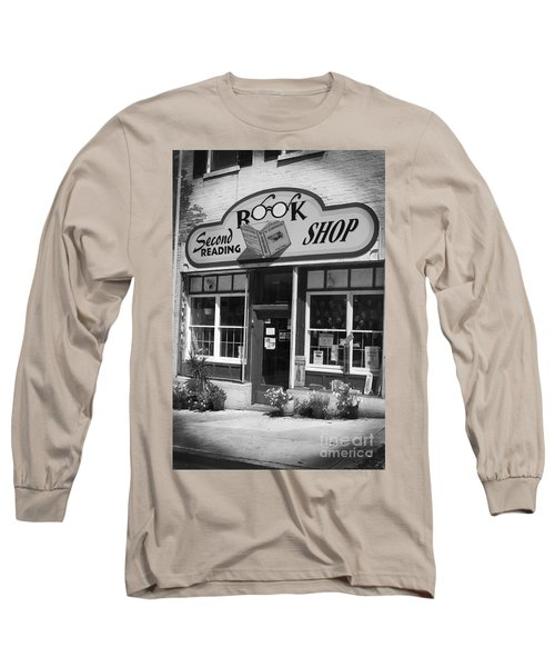 You Read Me Like A Book Long Sleeve T-Shirt