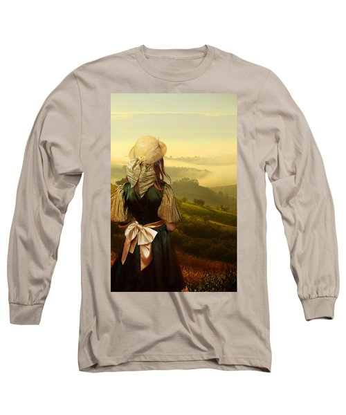 Young Traveller Long Sleeve T-Shirt