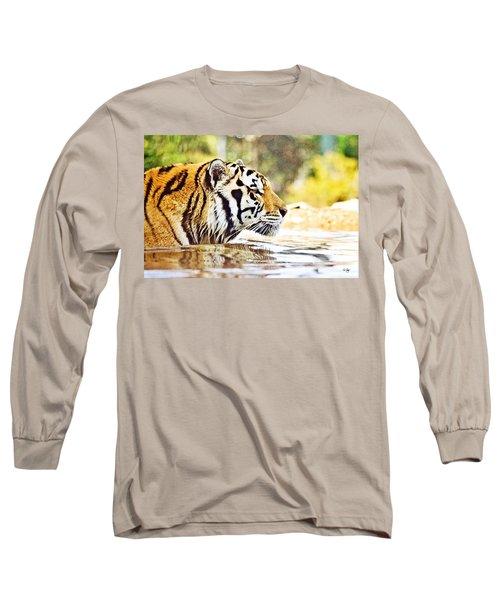 You're Mine Long Sleeve T-Shirt by Scott Pellegrin
