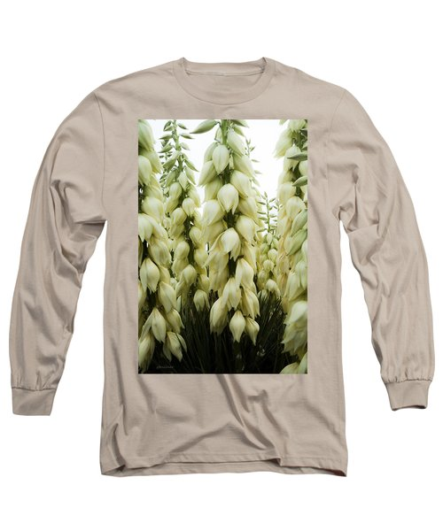 Yucca Forest Long Sleeve T-Shirt by Steven Milner