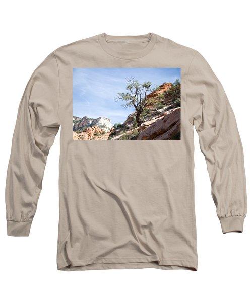 Zion National Park 1 Long Sleeve T-Shirt