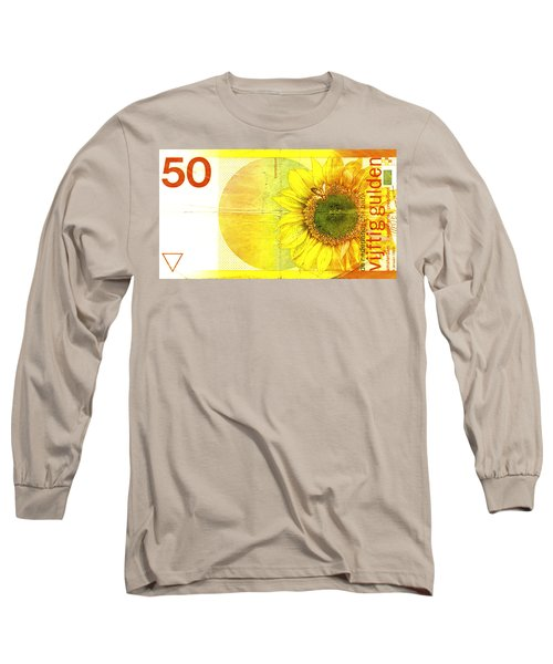 Zonnebloem Long Sleeve T-Shirt