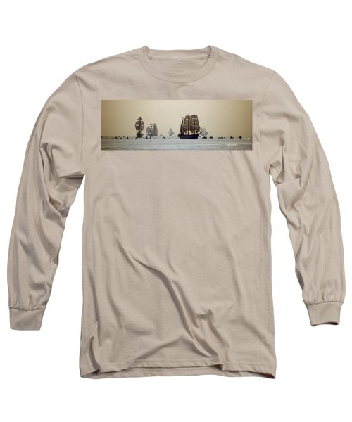 Colossal Vessels Long Sleeve T-Shirt