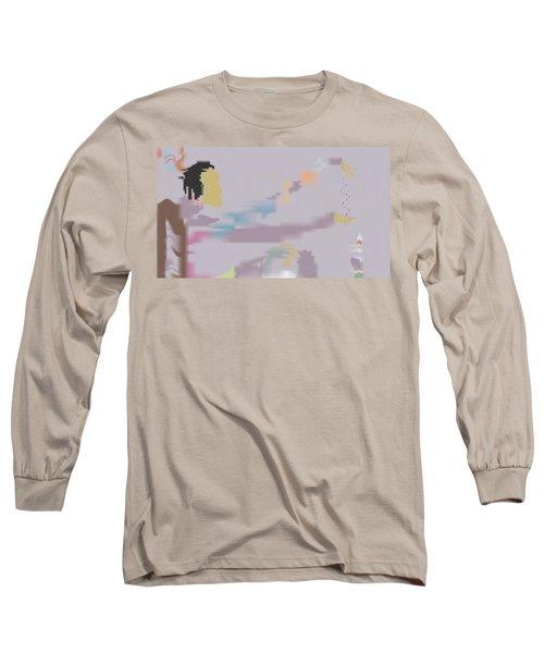 Kundalini Reveals Dna Long Sleeve T-Shirt