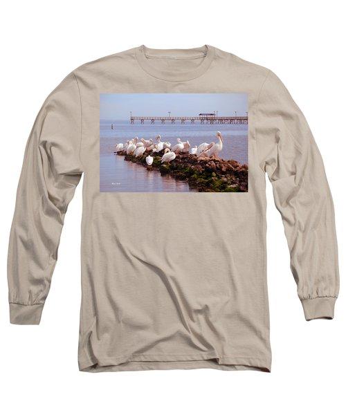 La Hora Del Amigo Long Sleeve T-Shirt