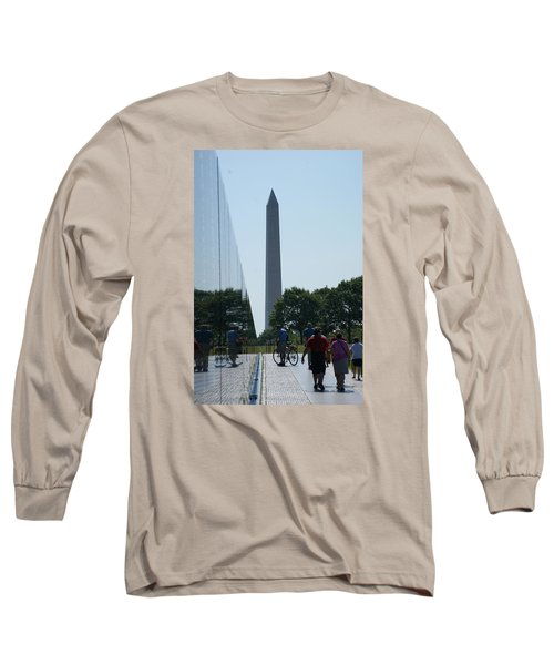Monument Long Sleeve T-Shirt