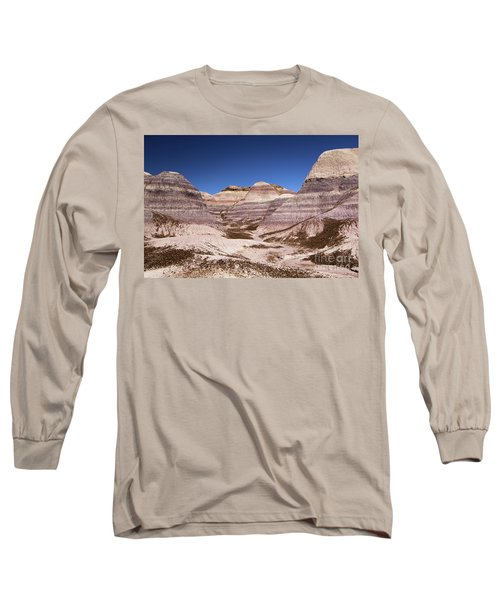 Petrified Forest Blue Mesa Long Sleeve T-Shirt