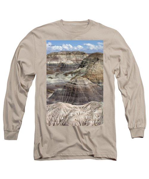 Petrified Forest Landscape 3 Long Sleeve T-Shirt