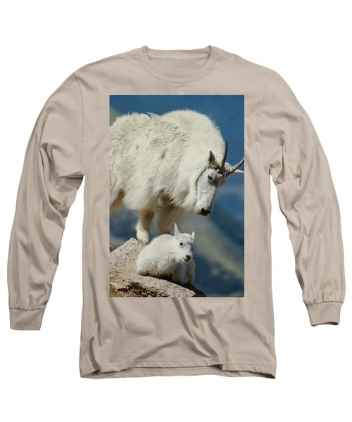 Standing Watch Long Sleeve T-Shirt