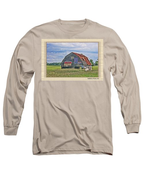 Long Sleeve T-Shirt featuring the photograph Vote For Me II by Debbie Portwood