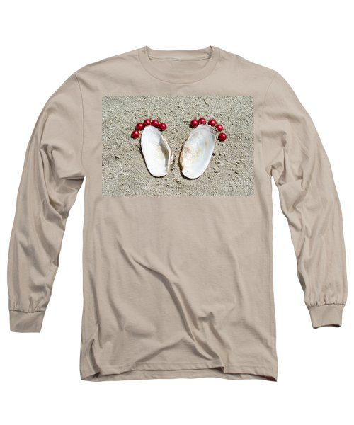 Footprints Long Sleeve T-Shirt