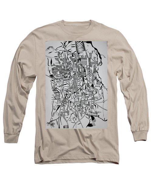 Kintu And Nambi Long Sleeve T-Shirt