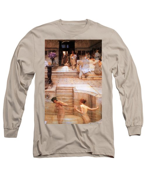 A Favorite Custom Long Sleeve T-Shirt
