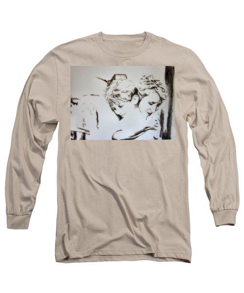 A Loving Hug Long Sleeve T-Shirt
