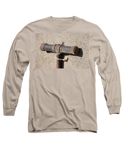 A Really Old Hammer Long Sleeve T-Shirt