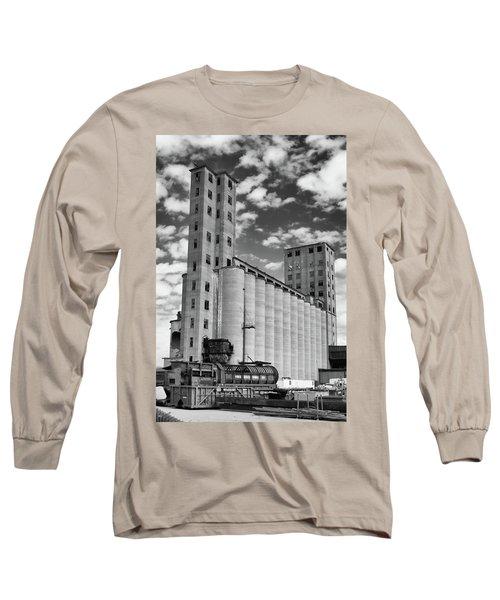 Abandoned 8910 Long Sleeve T-Shirt