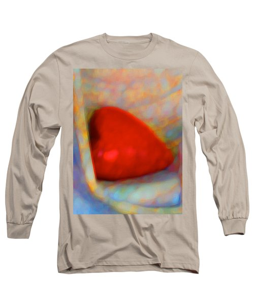 Long Sleeve T-Shirt featuring the digital art Abundant Love by Richard Laeton