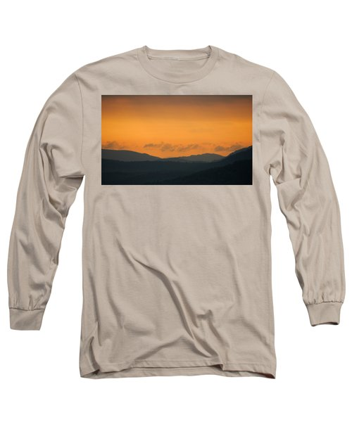 Adirondacks Long Sleeve T-Shirt