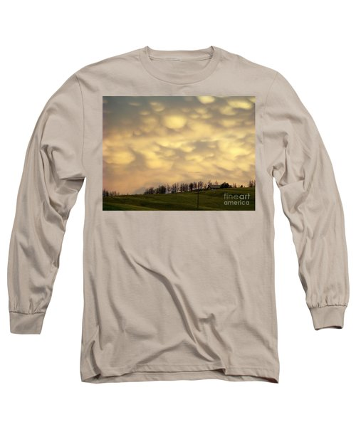 After The Storm Long Sleeve T-Shirt by Dorrene BrownButterfield
