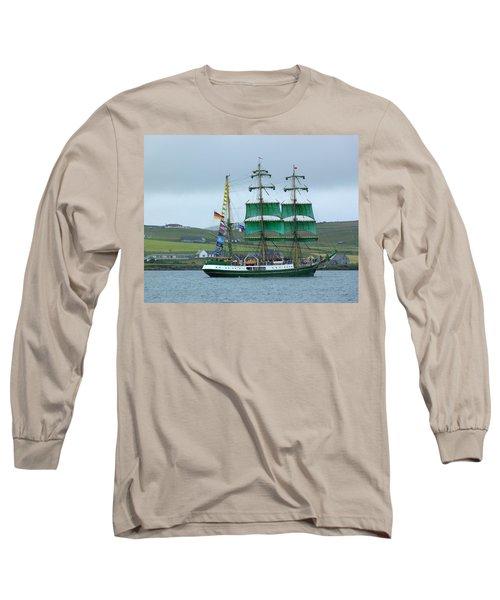 Long Sleeve T-Shirt featuring the photograph Alexander Von Humboldt by Lynn Bolt