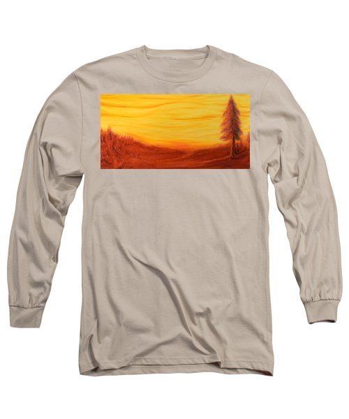 Amoreena's Tree Long Sleeve T-Shirt