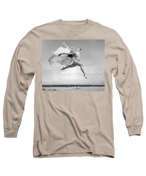 An Exuberant Dance To Spring Long Sleeve T-Shirt