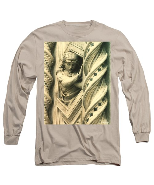 Angel Of The Basilica Long Sleeve T-Shirt