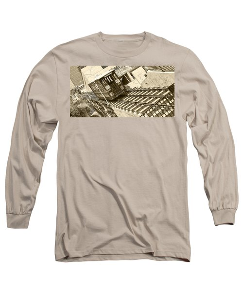 Angels Flight Long Sleeve T-Shirt