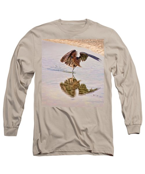 Attack Dance Long Sleeve T-Shirt