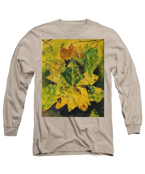 Autumn Boquet Long Sleeve T-Shirt