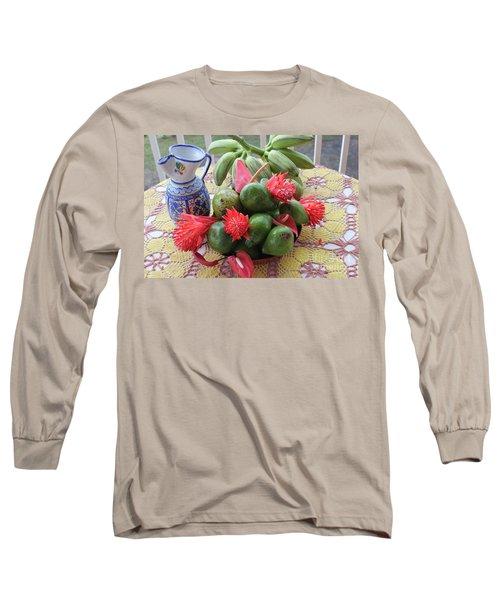 Avocado Time Long Sleeve T-Shirt