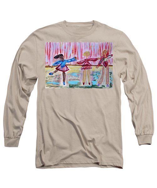 Ballerina Class Long Sleeve T-Shirt