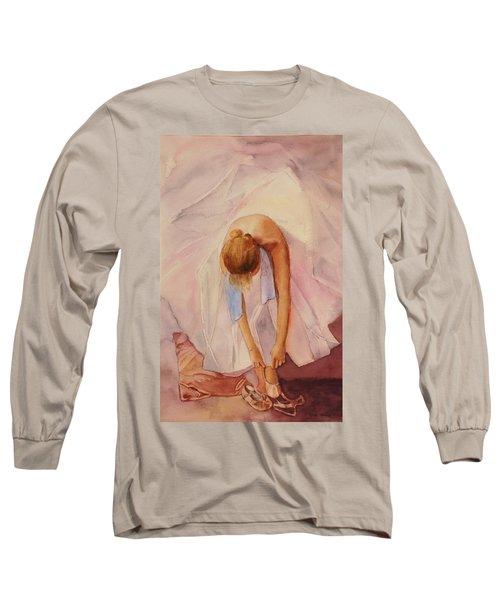 Ballet Dancer Long Sleeve T-Shirt