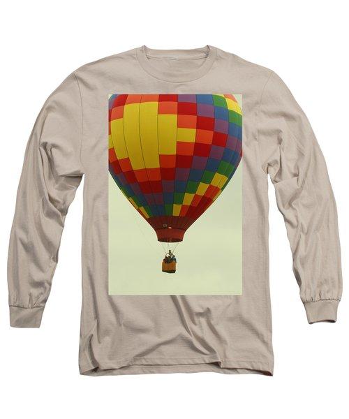 Balloon Ride Long Sleeve T-Shirt