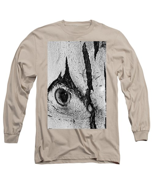 Bark Eye Long Sleeve T-Shirt